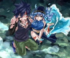 fairy tail, gray and gruvia image on We Heart It