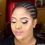 "367 Likes, 2 Comments - aso ebi (@asoebispecial) on Instagram: ""💙 @callmi_eva #asoebi #asoebispecial #speciallovers #makeup #wedding #ankaratakingover"""