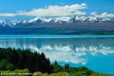 Lake Pukaki - New Zeland