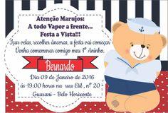 Lindo Convite para Encantar seus Convidados com Tanta Fofura!