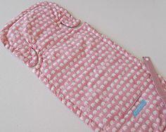pink elephant, baby capsule trolley liner. baby trolley liner. pram liner. pram insert. pram cover. trolley capsule. liner. insert. cover - pinned by pin4etsy.com
