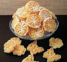 Natal - Filhós de Flor - Roteiro Gastronómico de Portugal