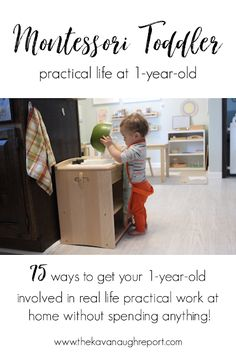 Practical Life Ideas for can find Montessori practical life and more on our website.Practical Life Ideas for Montessori Baby, Montessori Playroom, Montessori Education, Maria Montessori, Montessori Activities, Infant Activities, Baby Education, Bilingual Education, Toddler Play