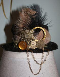 Mini Steampunk Hat ideas