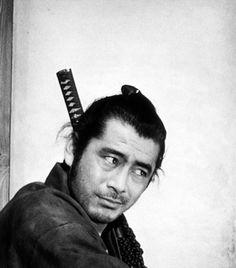 toshiromifunes:  Toshiro Mifune inYojimbo(1961)