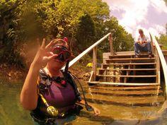 Tami Takes A Dive