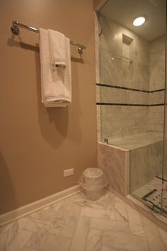 Lincoln Park Master Bathroom - Habitar Design