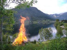 Image result for norwegian midsummer