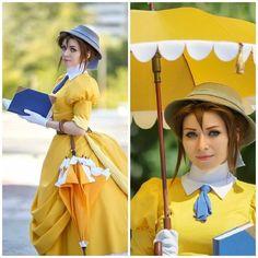 Jane cosplay