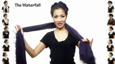 scarf_ways | 25 Ways to Wear a Scarf in Less Than 5 Minutes
