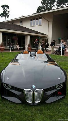 BMW Concept cars Luxury World Cars - Cars of the day, everyday is the car day! Your daily source of luxury cars. You can also visit our site if you are looking for high-class luxury car keychains. Luxury Sports Cars, Top Luxury Cars, Sport Cars, Exotic Sports Cars, Exotic Cars, Bmw Sport, Bmw Autos, Jeep Stiles, Design Autos