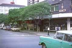 Corner of Esselen & Edith Cavell Streets, circa 1973