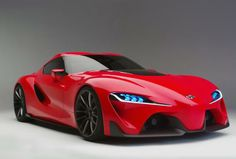 2014 Detroit Auto Show: Toyota FT-1 Concept hunting for Corvettes, Porsches, Nissan GTRs - NY Daily News
