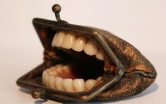 Un-Think by Nancy Fouts - A coin purse and a set of dentures may be remarkably unremarkable objects in your everyday life, but Un-Think by Nancy Fouts aims to change the way...