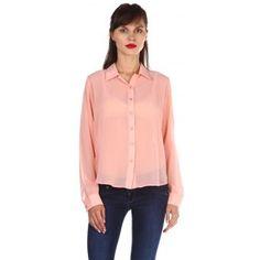 Compra GIGI RIVA - Blusa Mujer Camisero - Melón - con envío a todo Perú | No hagas filas, paga al recibir sólo en Linio | ¡Entra ya!
