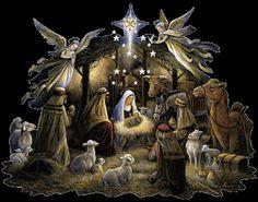 Gifs, imagens e efeitos: Jesus -anjos-religiao -08