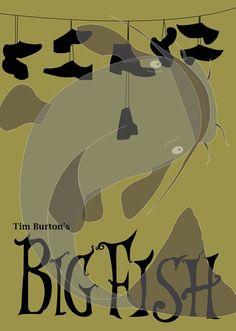 """Big Fish"", directed by Tim Burton."