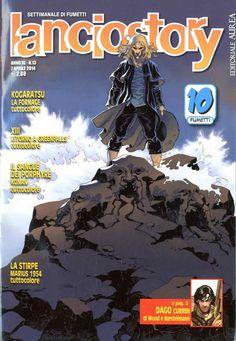 Fumetti EDITORIALE AUREA, Collana LANCIOSTORY ANNO 40 - 201413
