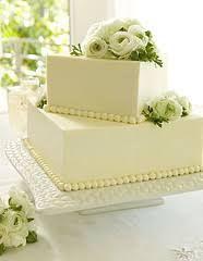 Resultado de imagen para square buttercream cakes