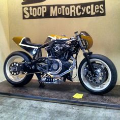 Buell Custom by Stoop Motorcycles