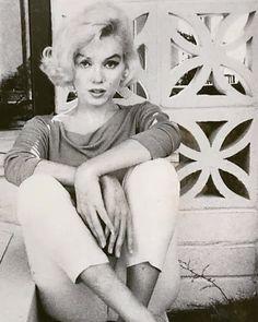 Marilyn. Photo by George Barris, 1962.