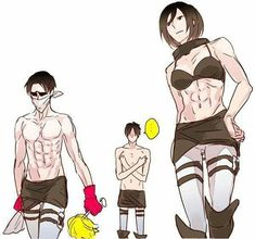 Shingeki no Kyojin┋Атака Титанов┋Attack on Titan Attack On Titan Comic, Attack On Titan Ships, Attack On Titan Fanart, 5 Anime, Fanarts Anime, Anime Guys, Manga Japan, Snk Cosplay, Eren X Mikasa