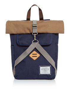 Pepe Jeans Brush Backpack - House of Fraser House Of Fraser, Luggage Sets, Pepe Jeans, Suitcase, Backpacks, Shoulder Bag, Bags, Design, Handbags