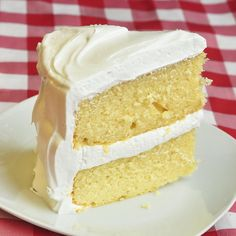 Rock Recipes TOP TEN Dessert Cake Recipes - The Best Vanilla Cake - The recipe every baker searches for; a moist, tender, buttery, homemade vanilla cake that's very deserving of its position on our TOP TEN celebration cakes list. Rock Recipes, Sweet Recipes, Best Cake Recipes, Delicious Recipes, Favorite Recipes, Food Cakes, Cupcake Cakes, Dog Cupcakes, Just Desserts