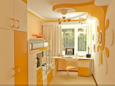 small-bedroom-yellow