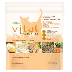 #Freshpet vital whole blends give your pet the nutritional boost. #FreshpetDogFood