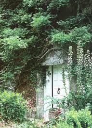 goal in life: have a secret garden