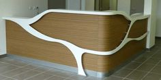 1000 images about wicked solid surface design on pinterest solid surface dupont corian and - Van plan corian ...