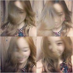 Crazy Tae.. xD #Taengstagram #130404 #Girls'Generation #KidLeader