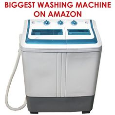 Mini Portable Washing Machine Spin Wash 8.8Lbs Capacity Compact Laundry  Washer | Compact Laundry, Portable Washing Machine And Washing Machine
