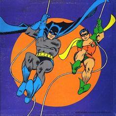 Batman & Robin                                                                                                                                                                                 More