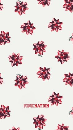 Victoria's Secret PINK Nation Holiday backgrounds/wallpapers 2017 #PINKNation