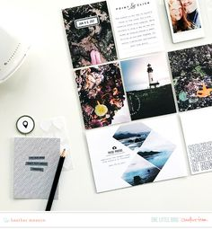 Birds of a Feather | Live a Little Edition | One Little Bird Designs