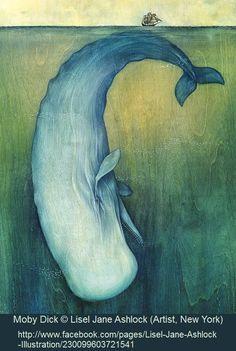 whale ship art - Google Search