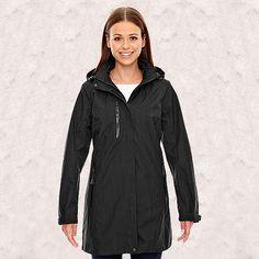Ash City-North End-METROPOLITAN Ladies Lightweight City Length Jacket-78670