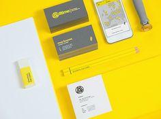 15 excelentes ejemplos de diseño identidad corporativa ~ Diseño Gráfico   web