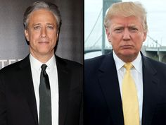 Jon Stewart Will Leave Earth in a Rocket if Donald Trump Is Elected President: 'Clearly This Planet's Gone Bonkers'| Emmy Awards, Primetime Emmy Awards 2015, The Daily Show With Jon Stewart, TV News, Donald Trump, Jon Stewart I don't blame Jon.