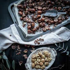 Learn how to roast chestnuts in a few short steps! What better to devour on a…