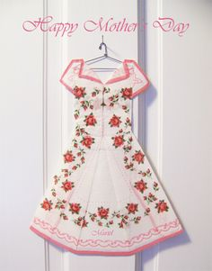 The Hanky Dress Lady: May 2012