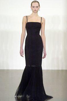 Ralph Lauren Fall 2005 Ready-to-Wear Fashion Show - Valentina Zelyaeva
