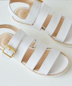 Anne Thomas Kyoto Sandal ~Greysell Giselle~Pinterest ❤ Youtube: Highest Harmony. Blog: Joi De Vie