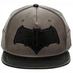 Batman VS Superman Dawn of Justice PU Faux Leather Snapback Paris T Shirt, Batman Shirt, Batman Logo, Superman Movies, Batman Vs Superman, Leather Hats, Pu Leather, Leather Snapback, Batman Gifts