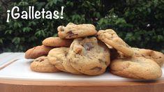 ¡Las mejores galletas del mundo! Levain Bakery copycat 🍪 Copycat, Cookies, Desserts, Food, Easy Recipes, Biscuits, Get Well Soon, Tailgate Desserts, Essen