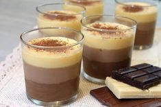 Flan 3 chocolates con thermomix | Recetas Fáciles Reunidas Whole30 Meatloaf, Meatloaf Recipes, Cocinas Chocolate, Thermomix Desserts, Chocolate Cake, Bacon, Cooking Recipes, Panna Cotta, Yummy Food