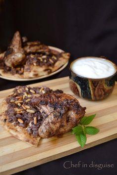 Mushakhan - Palestinian sumac chicken with sauteed onions