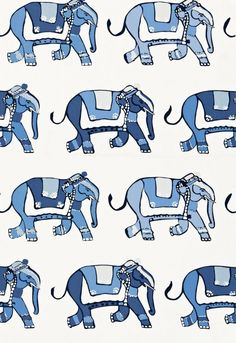 Elephant wallpaper.